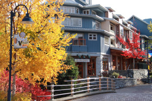 whistler-village-fall-season